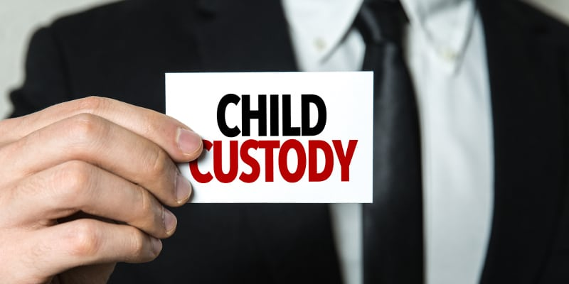 Child Custody in Winston-Salem, North Carolina